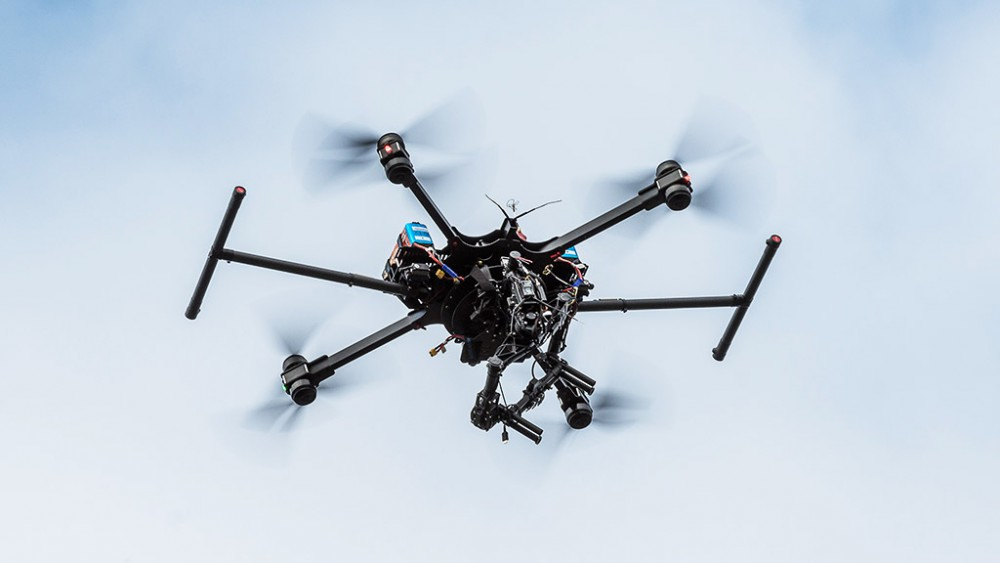 The Odense drone adventure – now with a Chinese touch