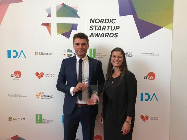 MiR - nordic startup award