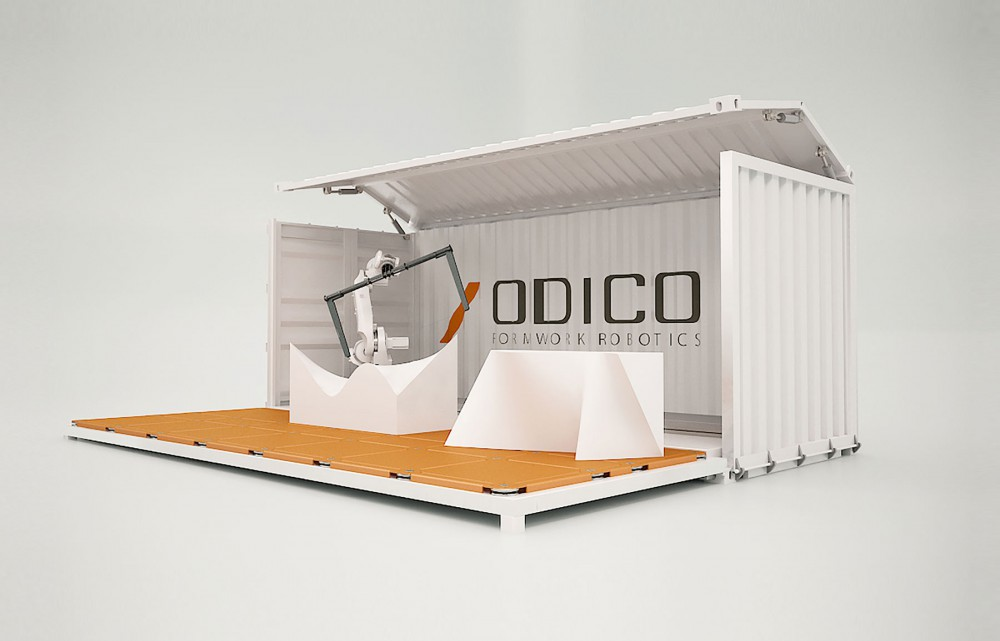 Odico pre-IPO_factory-on-the-fly